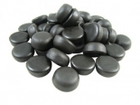 Licorice Buttons - Black